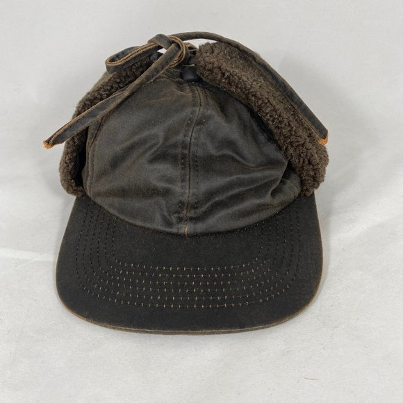 Scala Winter Hat Trapper Ear Flaps with Strap